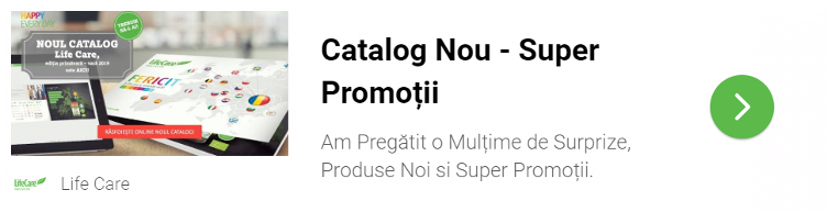 noul catalog Life Care