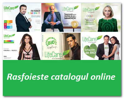 catalog Life Care - munca la domiciliu 2019